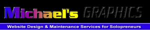 Michael's Graphics Website Design & Services