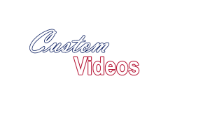 Custom Videos from Michael's Graphics